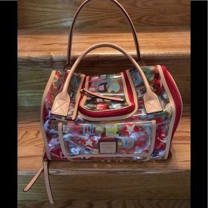 Dooney and Bourke pet carrier